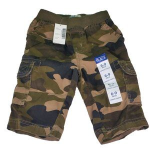 The Children's Place Baby Boy Pull-on Cargo Pants